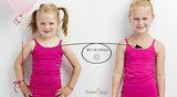 Hemd zonder roosje KinderBasics - NAVY_