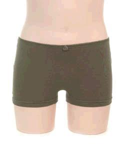 Boxershort meisje KinderBasics - GROEN