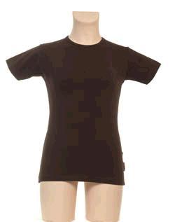 T-Shirt Meisje KinderBasics - BRUIN