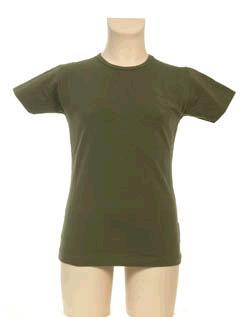T-Shirt Meisje KinderBasics - GROEN