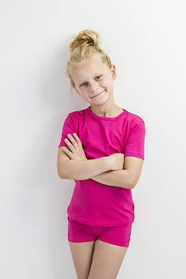 T-Shirt Meisje KinderBasics
