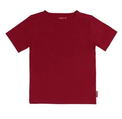 Shirt Jongens KinderBasics ROOD