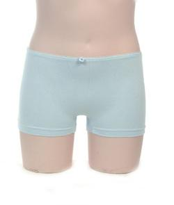 Boxershort meisje KinderBasics - LICHTBLAUW