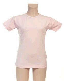 T-Shirt Meisje KinderBasics - ROZE