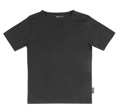 Shirt Jongen KinderBasics - ANTRACIET GRIJS