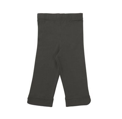 KinderBasics Legging capri ANTRACIET GRIJS - 3/4