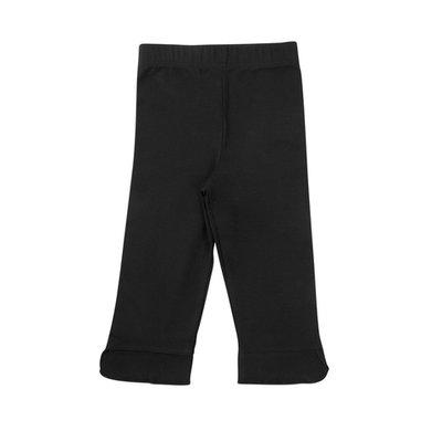 KinderBasics Legging capri ZWART  - 3/4