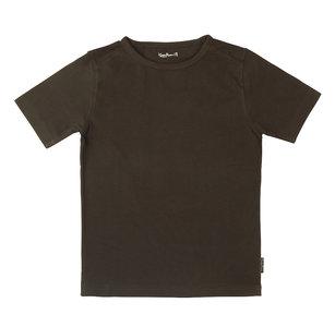 Shirt Jongens KinderBasics - BRUIN