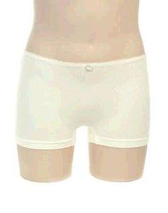Boxershort meisje KinderBasics - CREME