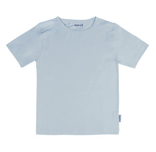 Shirt Jongen KinderBasics - LICHTBLAUW